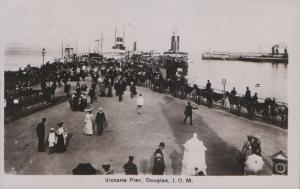 Victoria Pier, Douglas, IOM (1909)