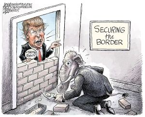 Securing the Boarder