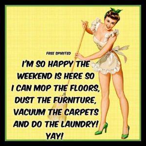 Weekend joy