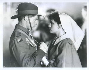 Soldier and Nun