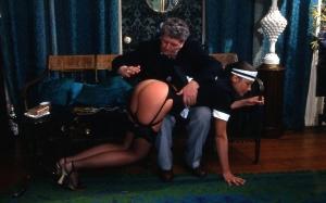 Punished Maid