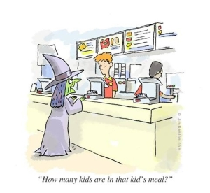 Kid's meal