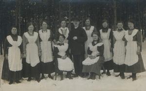 German Servants