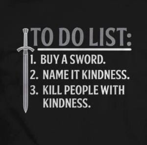 "My ""To Do List"""