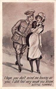 Artful Tommie - 1916