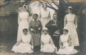 Ward Staff