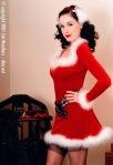 Dita at Christmas6