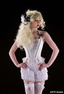 Corset and Frillies