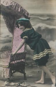 Bathing Belle - 1909