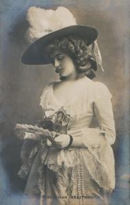 Lilian Braithwaite (Tuck P 63) 1906
