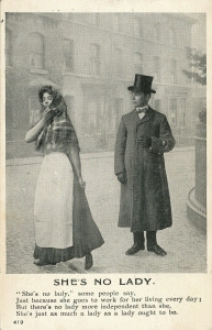 She is No Lady -  1906