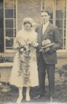 Bride and Groom – 1920's2