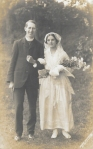 Bride and Groom – 1920's3