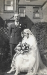 Bride and Groom – 1920's1
