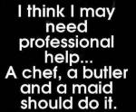 Professional help