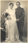 German Bride and Groom late 30's / early 40'sb