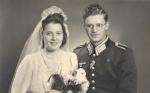 German Bride and Groom late 30's / early 40'sa