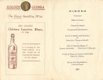 Armistice Gala Night Dinner – 1924b