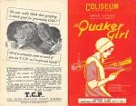 The Quaker Girl – Theatre Programme – 19441
