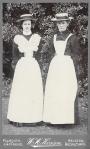 Cornish Maids c1890