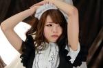Aya Hayase – Maid4