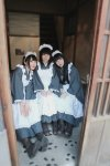 Three little maids are we1