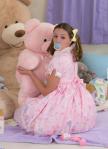 Pink teddy 2