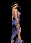 Bettie Page by DaveStevens