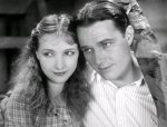 """Bessie Love and William Haines in """"Lovey Mary"""",1926."""