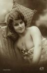 Portraits by Jean Agelou c19102