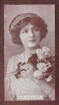 Lily Elsie – Ogden's Polo Brand – Cigarette card(front)