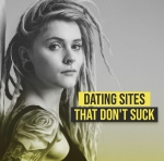Dating sites that don't suck…………………. 1