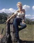Marilyn Monroe, River of No Return,1954.