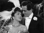 Gina Lollobrigida And Vittorio Gassman In 'Beautiful But Dangerous'