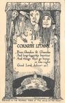Cornish Litany –1927