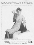 Jurna Corset – The Sketch – Wednesday 20th March1918