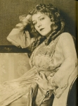 Mary Pickford in 1918. Photograph by CampbellStudios.