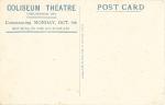 The Quaker Girl – Coliseum Theatre, Cheltenham Spa – Monday October 9thback