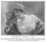 Arlette Dorgere – The Tatler – Wednesday 1st May1912