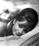 Audrey Hepburn photographed in a publicity shoot for Paris When it Sizzles,1964