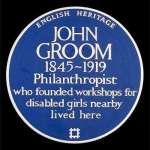 John Groom – BluePlaque