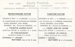 Mlle Robinne (Theatre Pathe)back