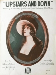 """""""Upstairs and Down"""" Olive Thomas – January 19191"""