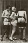 Three ladies in lingerie2
