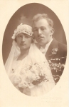 Bride and Groom –3-9-1930