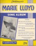 Feldman's Marie Lloyd SongAlbum – 1954(cover)