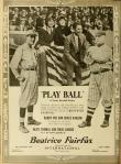 Nigel Barrie, Grace Darling, Harry Fox, John J. McGraw, and Olive Thomas in Beatrice Fairfax(1916)