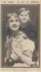 Ivy Close – Daily Mirror – Tuesday 14th July1914