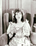 """Marion Davies in """"Lights of Old Broadway"""" –1925."""