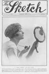 Peggy Kurton – The Sketch – Wednesday 25th April1917